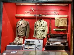 National World War II Museum Italian artifacts