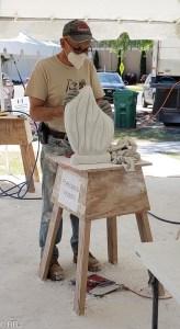 Francesco Vezzoni Magic of Marble Festival Sylacauga Alabama