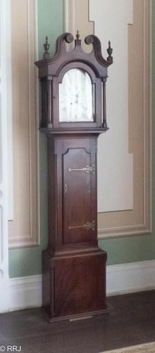 Grandfather clock Beauvoir