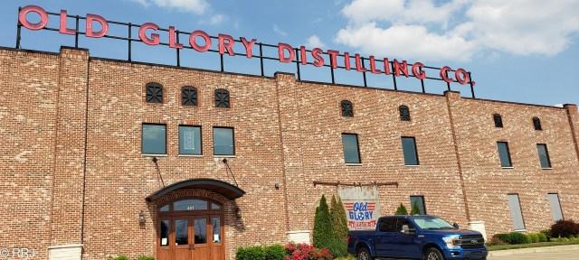 Old Glory Distilling Clarksville TN