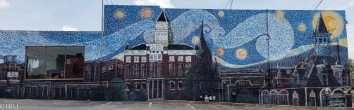 Mural Clarksville TN