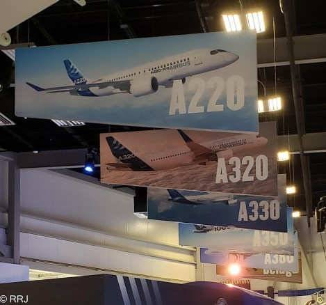 Airbus A320 family of planes, flightworks mobile alabama