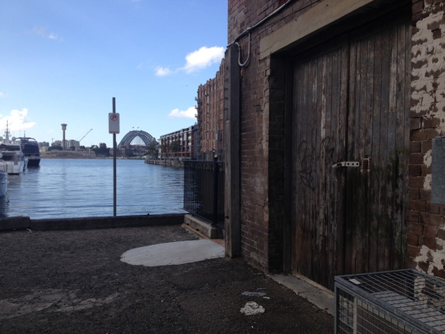 Pyrmont warehouse