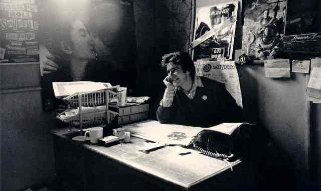 Roadrunner office 1980