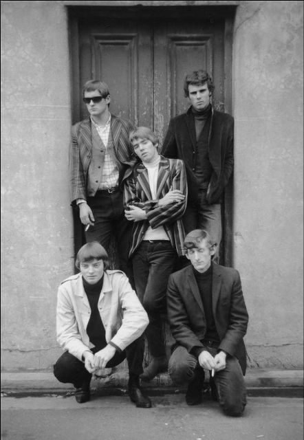 Masters Apprentices in Adelaide 1966