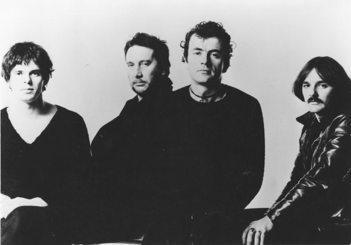 Stranglers in strife: the 1979 Australian tour