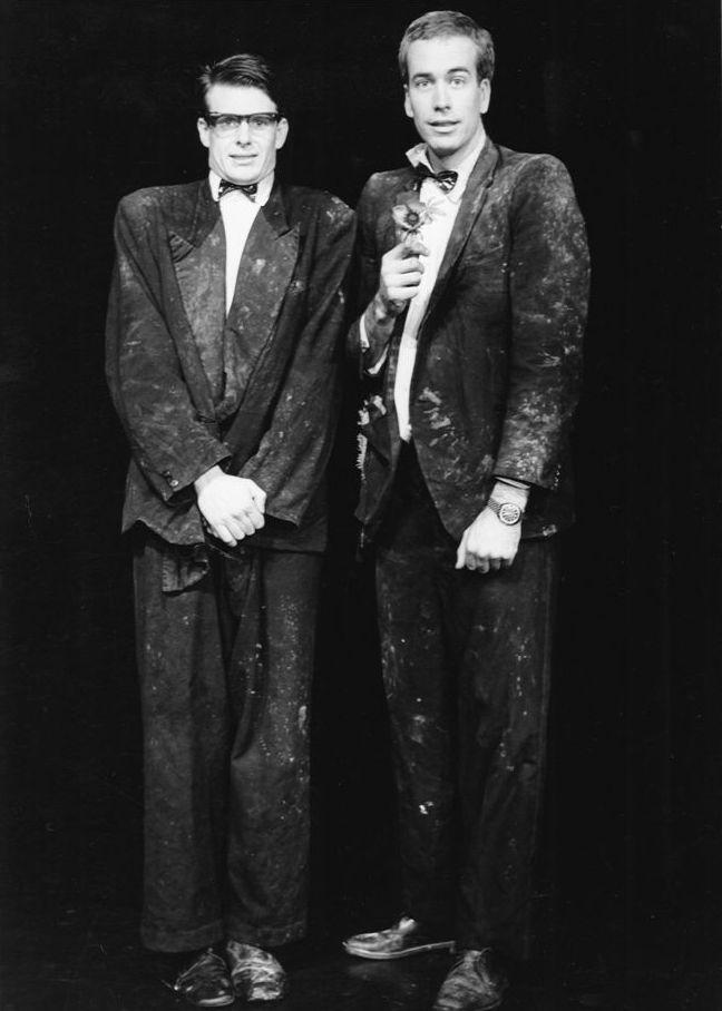 Los Trios - Stephen Kearney and Neill Gladwin