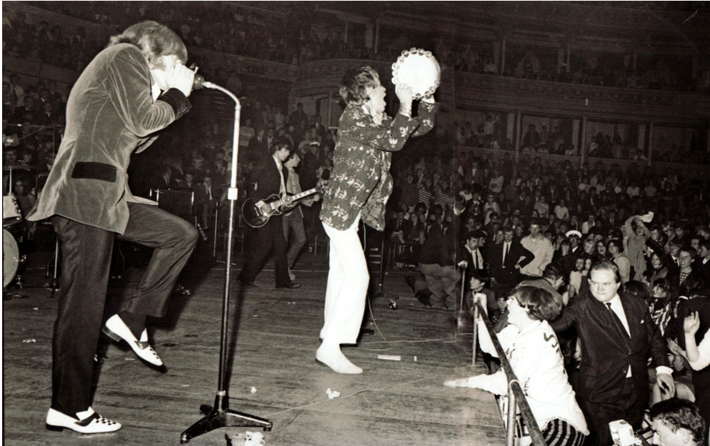 Rolling Stones, Royal Albert Hall, September 1966