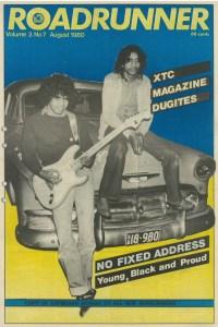 Roadrunner August 1980