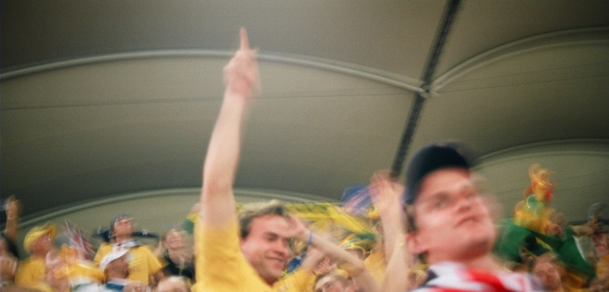 Socceroos in Stuttgart