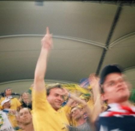 Goosebumps—Australia v Croatia, World Cup 2006
