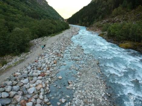 Buarbreen Gletscher Odda