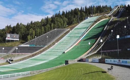Lillehammer Sprungschanze