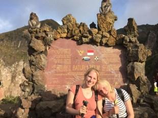 Mount Batur Wanderung