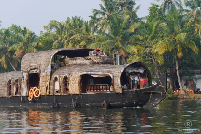 Backwaters Houseboat Tour