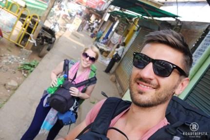 Indien Backpacking