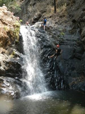Goa Canyoning