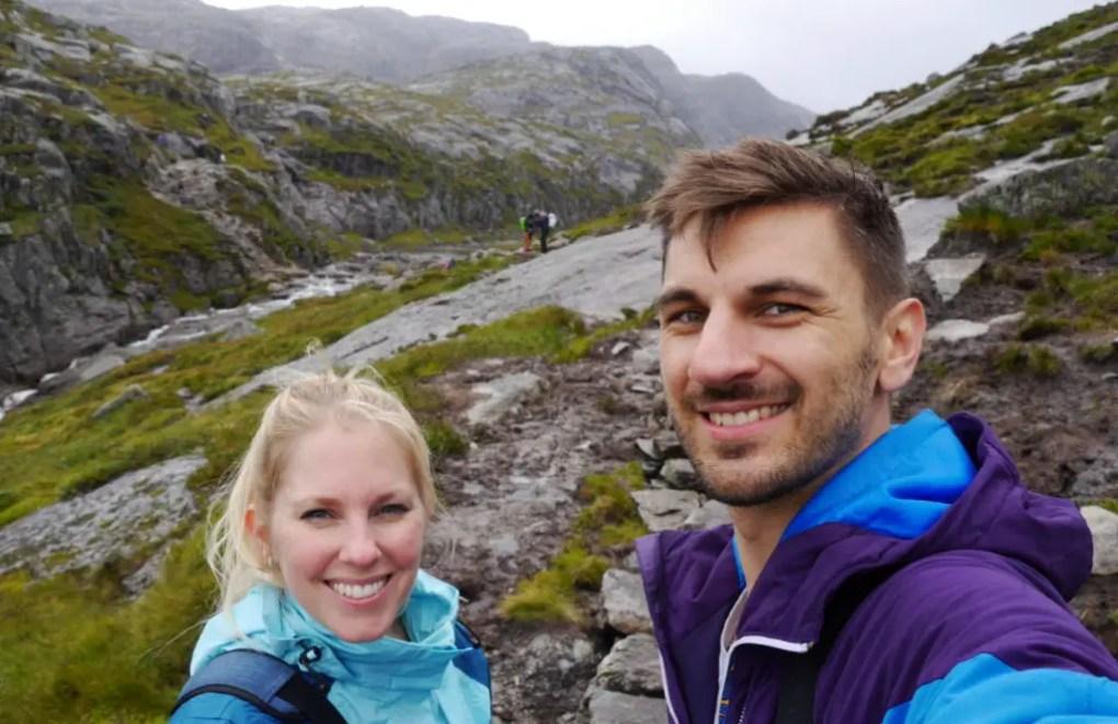 TROLLTUNGA Wanderung | Tipps zum Camping & zum Parken