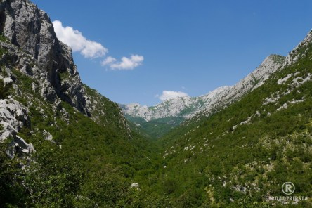Paklenica Nationalpark
