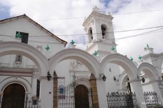 Sucre Bolivien