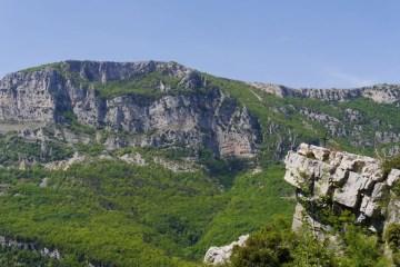 Berge Gorge du Verdon