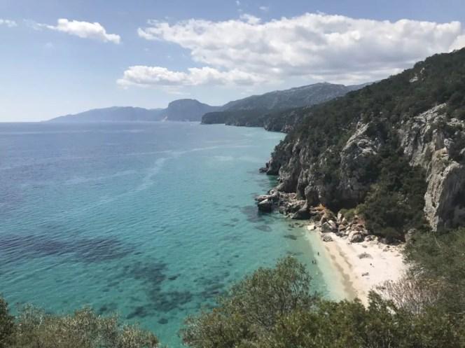 Cala Fulili Wanderung