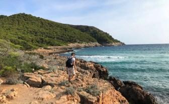 Cap des Freu Wanderung