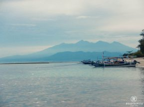 Ausblick Lombok