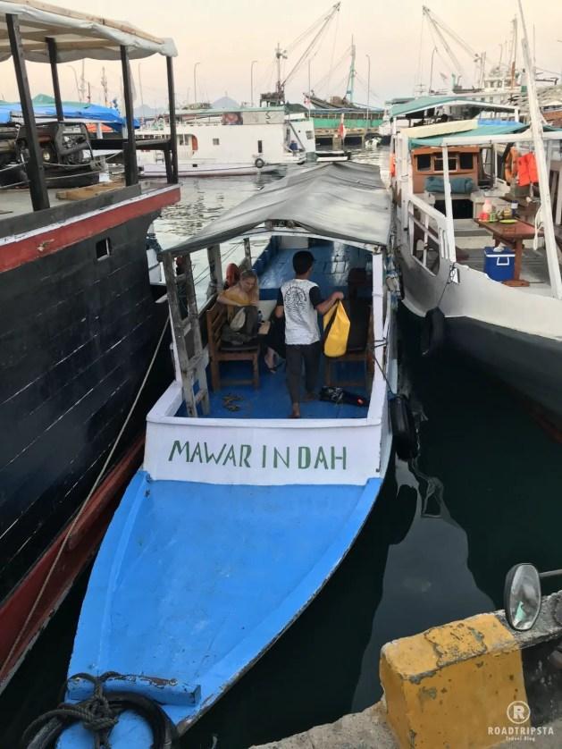 Labuan Bajo, Indonesien