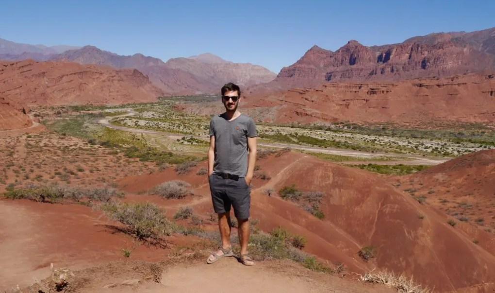 Quebrada de las Conchas | RN68 als Highlight in Argentinien 15