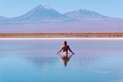 Laguna Piedra, Salar de Atacama