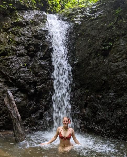 Bonanza Wasserfall