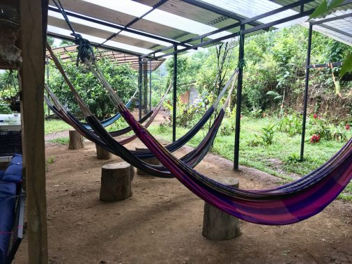 Bolita Rainforest Hostel, Corcovado Nationalpark
