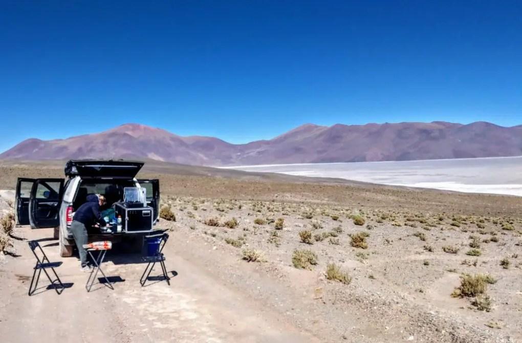 Chile Vanlife