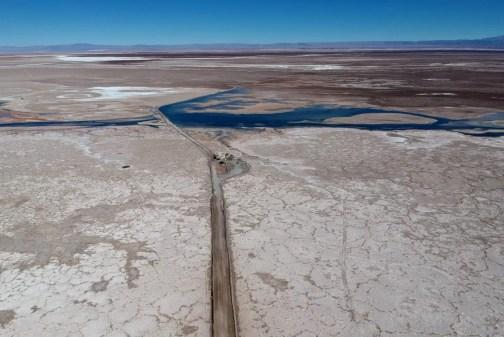 Laguna Chaxa, Atacama