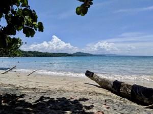 Strand von Puerto Viejo, Costa Rica