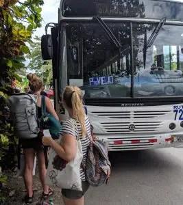 Von Puerto Viejo nach Bocas del Toro in Panama | Grenzübergang auf eigene Faust 30