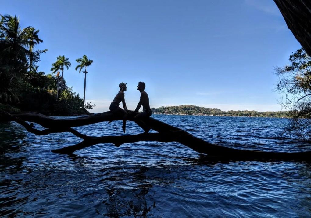 Strand in Bocas del Toro