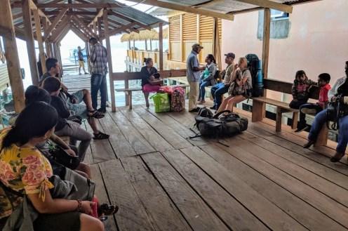 Bootsanleger, Wassertaxi, Isla Colon, Bocas del Toro