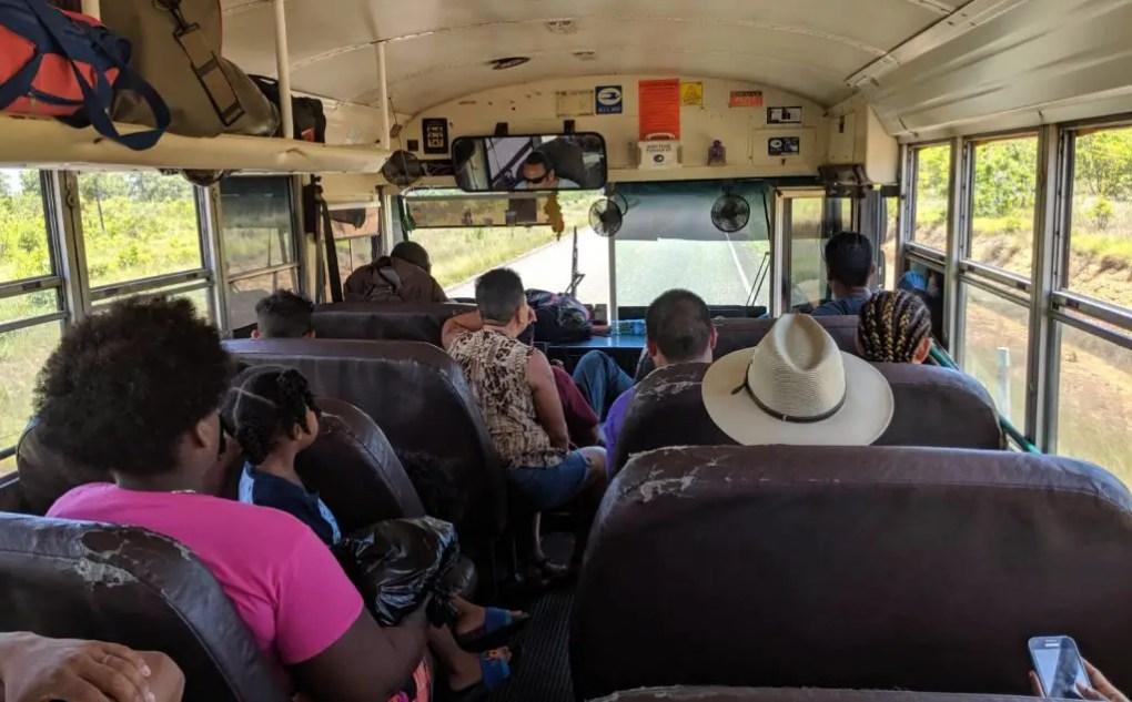 Busfahren in Belize leicht gemacht | Günstig von A nach B