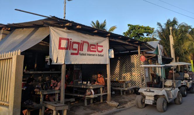 Neri's Tacos, Caye Ambergrie