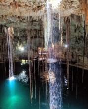 Agua Dulce Cenote, Valladolid