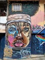 Comuna 13, Medellin auf eigene Faust