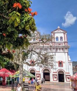 von Medellin nach Guatape, Kolumbien