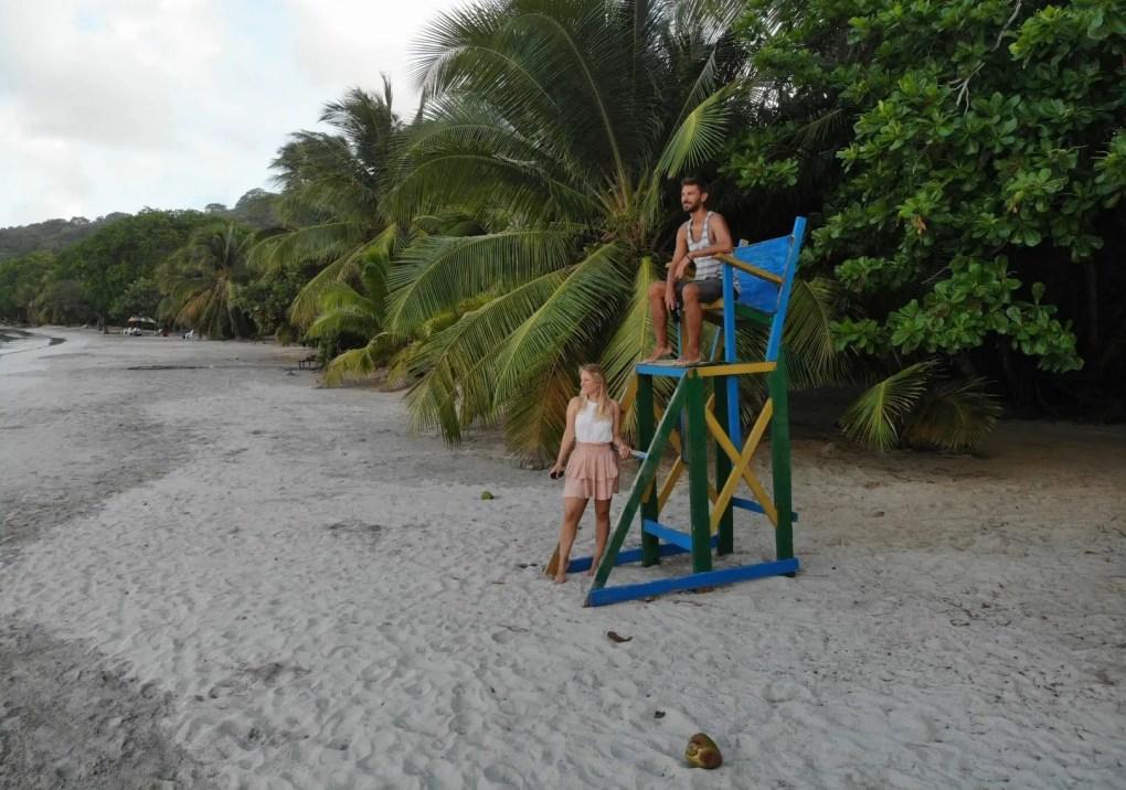 Southwest Bay Beach, Providencia
