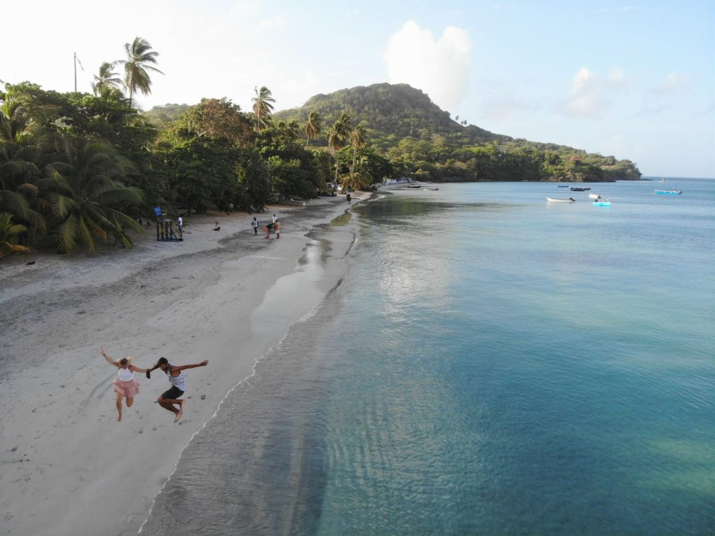 Southwest Bay Beach, Providencia