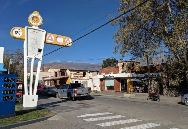 Cafayate, Argentinien