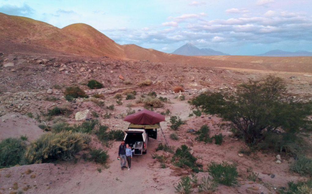 Vanlife Argentinien Roadtrip