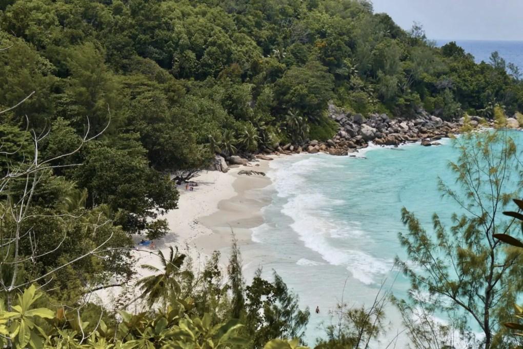 Anse Georgette | 5 Tipps für die Wanderung Anse Lazio - Anse Georgette