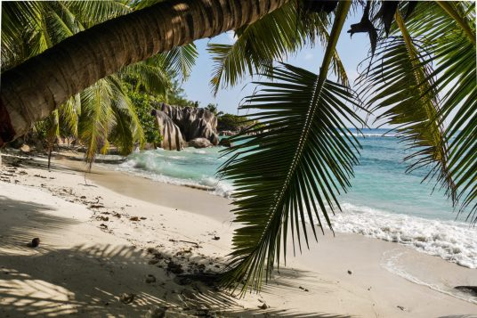 Robinson Crueso Strand